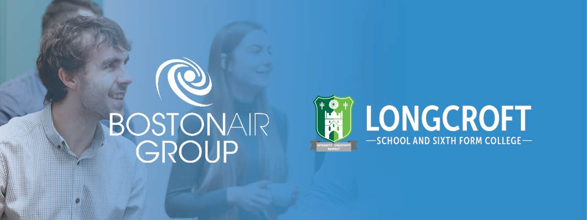 Bostonair Group has partnered with Longcroft School and Sixth Form College, based in Beverley, to…